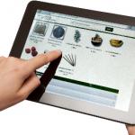 Mobil einkaufen mit Tablet und Smartphone