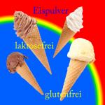 Laktose- und glutefreies Eis
